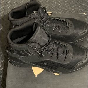 Under Armour UA RTS Black Boots Men's NEW 11.5